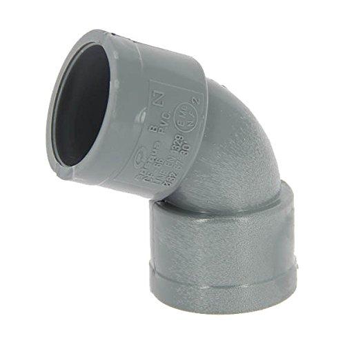 adequa Systeme Evakuierung-Ellenbogen PVC 67,522032-s-hembra-hembra Durchmesser 32