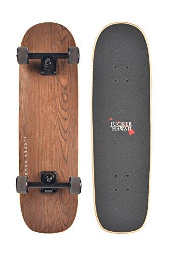 Preisvergleich Produktbild JUCKER HAWAII Skateboard / Cruiser NUHA komplett
