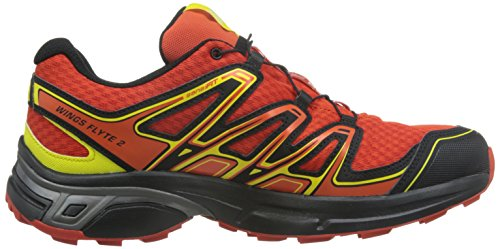 Salomon Wings Flyte 2 Gore-Tex Chaussure Course Trial - AW16 Orange