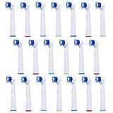 Best Oral-B de venta Cepillos de dientes eléctricos - 20 uds (5x4) de cabezales para cepillos de Review