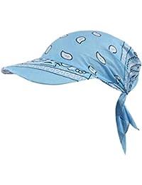 Bekleidung Zubehör Kopfbedeckungen Für Damen 2018 Mode Frauen Baumwolle Rock Muslimischen Retro Floral Paisley Print Baumwolle Handtuch Kappe Krempe-baseball Wrap Hut
