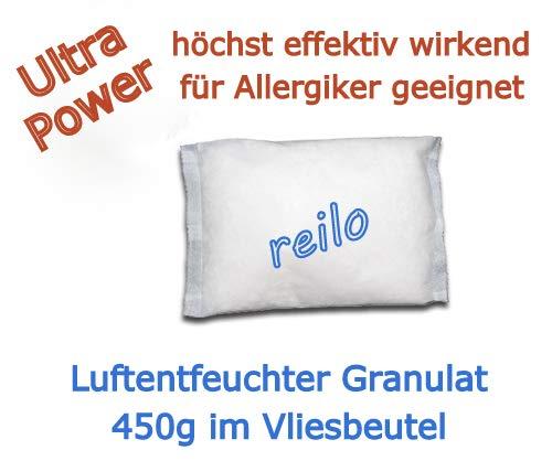 24x 450g Luftentfeuchter Raumentfeuchter Granulat im Vliesbeutel, Nachfüllpack