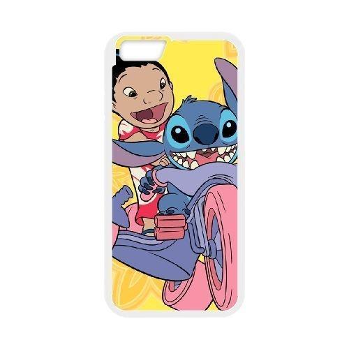 iphone6 4.7 inch White phone case Disney Cartoon Comic Series Lilo &amp QBC3068455