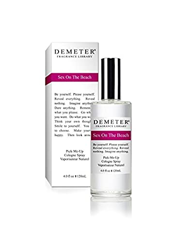 Demeter Sex On The Beach Cologne Spray, 4.0 Ounce by Demeter