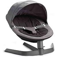 Nuna nu0150100205Leaf capotte para silla mecedora, Cinder Antracita