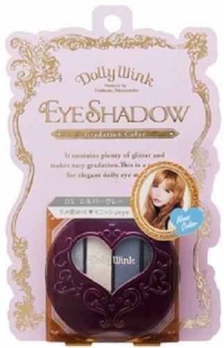 Koji Dolly Wink Eye Shadow 2 - 05 Silver Gray