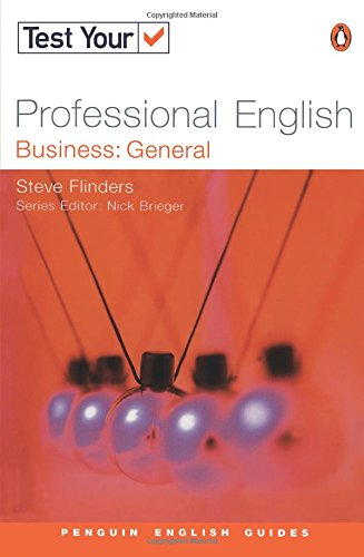 Test Your Professional English – Business General: Elementary (Penguin English)