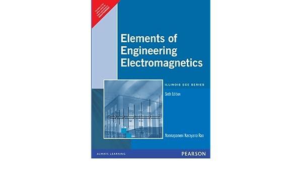 Electromagnetics pdf elements of engineering