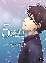 5cm per Second, tome 2 par Makoto Shinkai