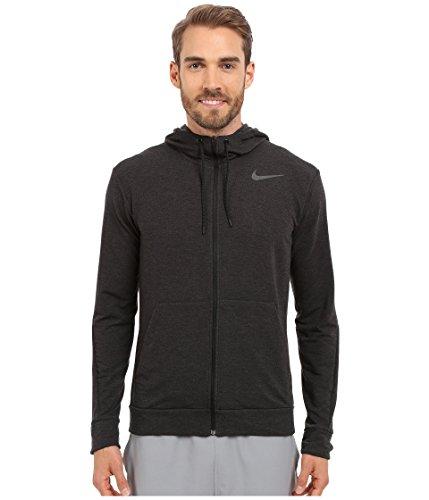 Nike Dri-FIT Polaire d'entrainement à Capuche à Zip Complet pour Homme