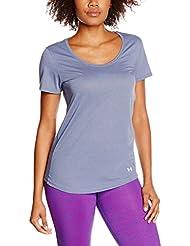 Under Armour Women's Threadborne Run Short-Sleeve Shirt