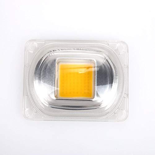 50W Led COB Chip Lente de alto brillo Grow Grow Light, (AC110V, AC220V / 500000h / 120 grados) para DIY Hydroponic Flowers Growing Lamp