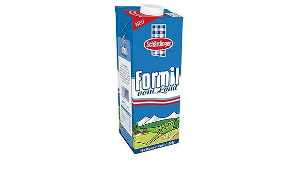 Schärdinger Formil Haltbar Milch 35 Fett 1l Amazonde