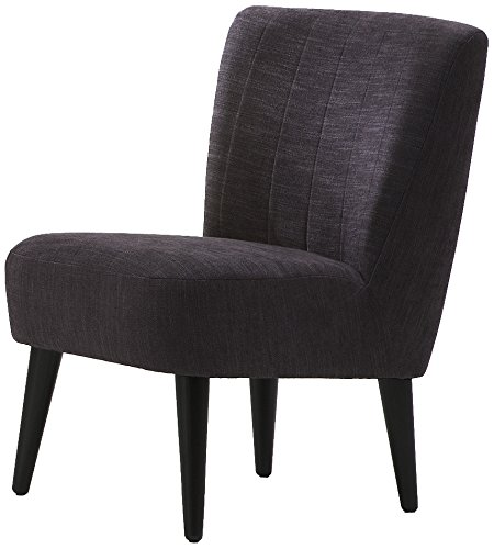 Atlantic Home Collection PINA Cocktailsessel, 64,5 x 78 x 88 cm, lila