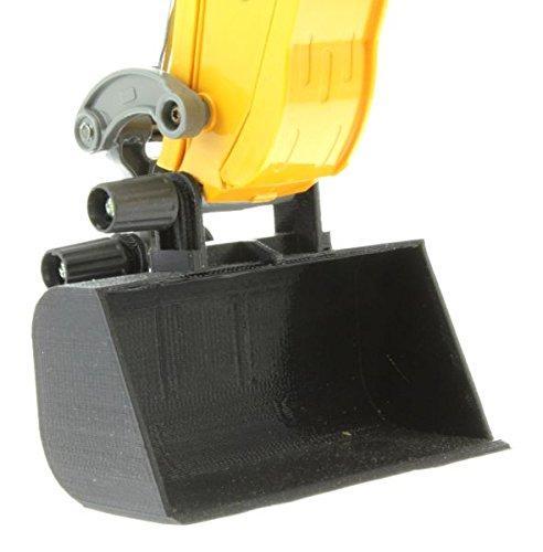 Abzieh-Schaufel für Siku Control 32 Liebherr Bagger 6740