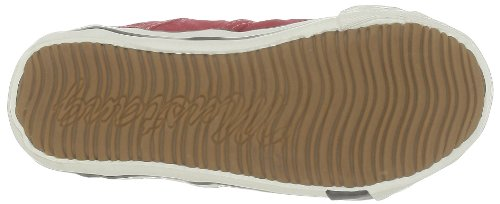 Mustang Slipper - Pantofole a casa unisex Rosso (Rot)