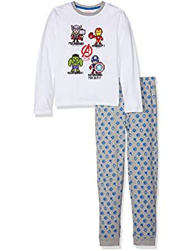 Z Jungen Sportswear-Set Pyjama Avengers