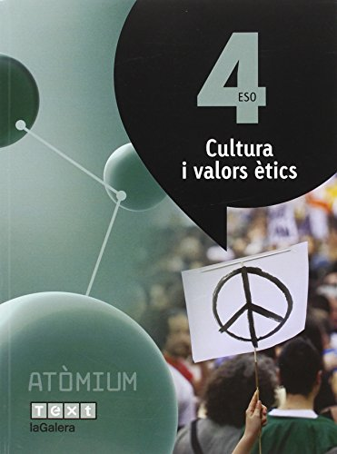 Cultura i valors ètics 4 ESO Atòmium - 9788441223172