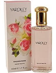YARDLEY Rose Eau de Toilette 50 ml