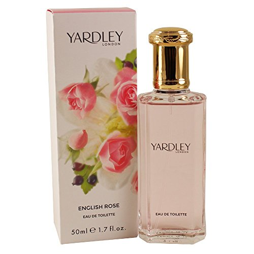 Yardley London English Rose, Eau de Toilette, 50 ml