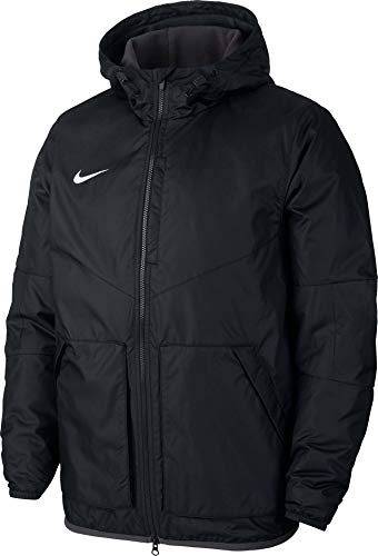 Nike Herren Jacke Team Fall Black/Anthracite/White, XL (Winter Jacke Nike Kinder)