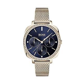 Hugo Boss Reloj Multiesfera para Mujer de Cuarzo con Correa en Acero Inoxidable 1502489