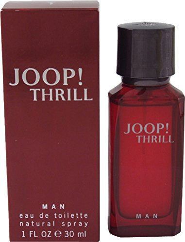 JOOP Herren Duft Thrill ihn Eau de Toilette Essence Spray für Ihn 30 ml