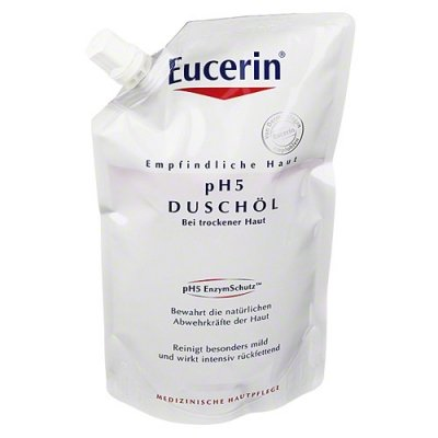 EUCERIN pH5 Creme Duschoel Nachf.B, 400 ml