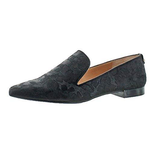 Calvin Klein Frauen Loafers Schwarz Groesse 8 US /39 EU -