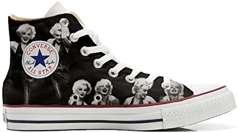Converse All Star Personalisierte Schuhe (Custom Produkt) Foto Marylin