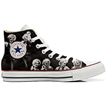 Converse All Star personalisierte Schuhe - HANDMADE SHOES - Foto Marylin