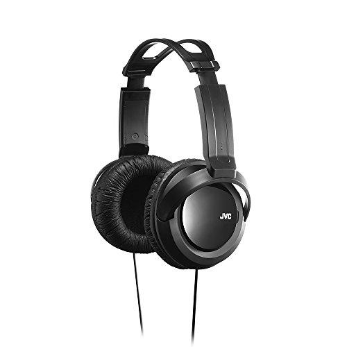 5571033dc18 JVC HARX330 Full Size Extra Bass Headphone Around Ear Black