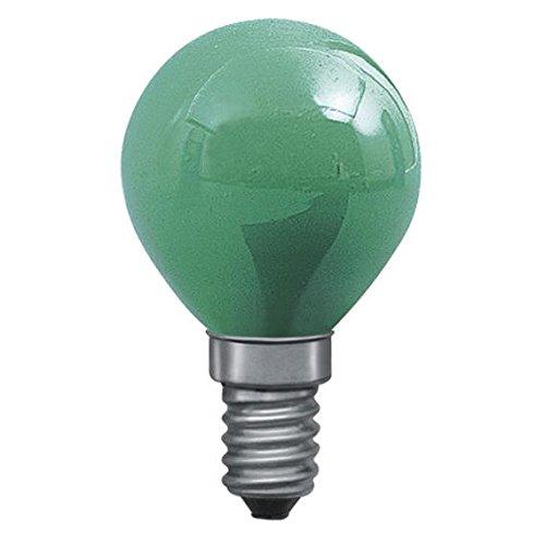clar-leuci-Glühlampe esferica grün 25W 230V E