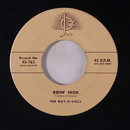 ridin' high 45 rpm single - Vac Vinyl
