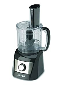 Nesco FP-300 3 Cup Food Processor, Black