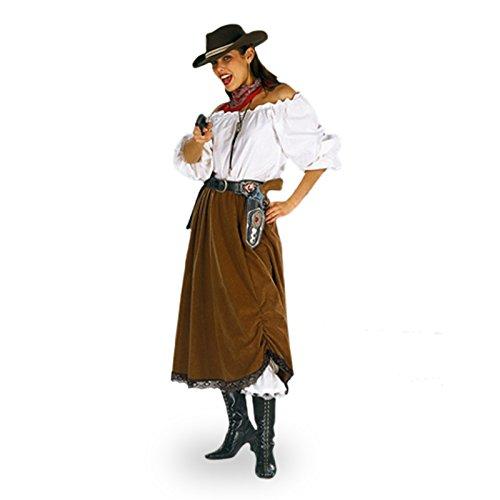 Folklore Bluse weiß - Kostümzubehör - 40/42 (Folklore Kostüme)