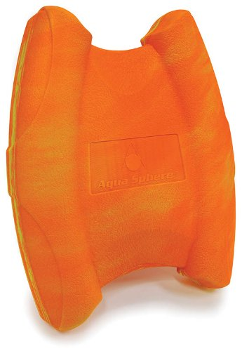 Aqua Sphere P2K-Push Pull Kick Schwimmbrett, orange, One Size
