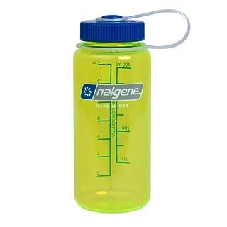 Nalgene Trinkflasche Everyday, 1649620, Safety Yellow, 0.5 Liter