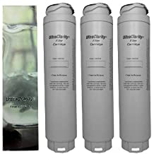 Filtro de origen Bosch Siemens Ultraclarity 644845. Lote de 3