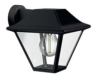 philips luminaire ext rieur applique alpenglow noir luminaires et eclairage. Black Bedroom Furniture Sets. Home Design Ideas