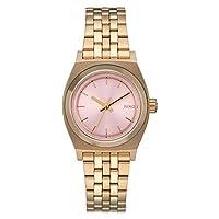Nixon Reloj Analógico para Mujer de Cuarzo con Correa en Acero Inoxidable A399-2360-00 de Nixon