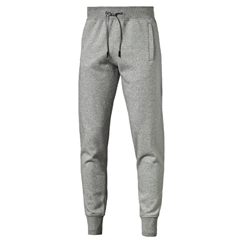 Puma Evo Core Fl Pantalone Sportivo - Grigio (Medium Gray Heather) - XL