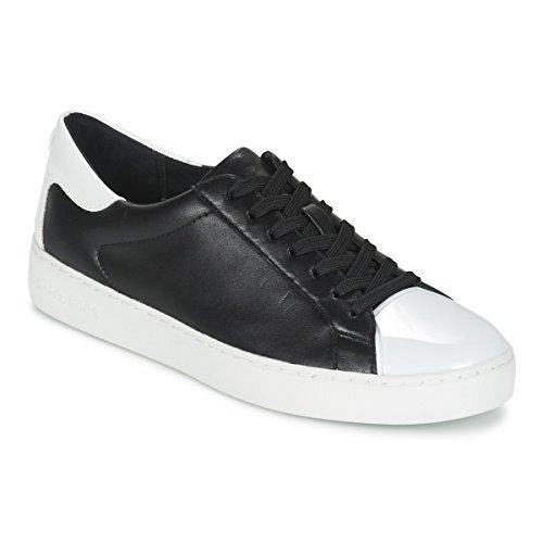 MICHAEL by Michael Kors Frankie Sneaker Damen 38.5 EU Schwarz/Optic WeiB