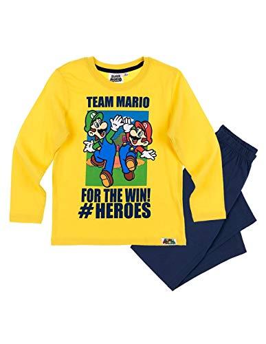 Mario Bros - Pijama dos piezas - para niño...