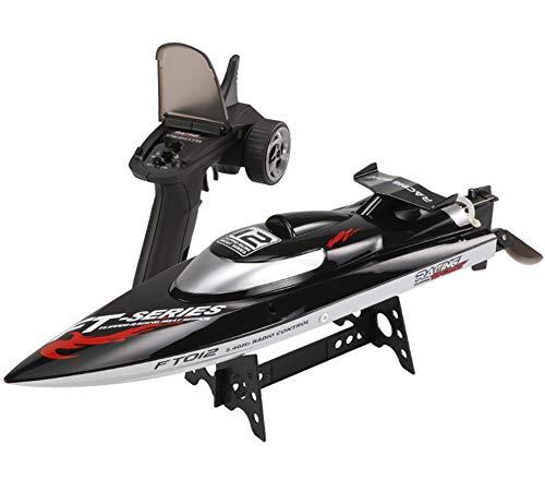 FULANTE Fernbedienung Boot, Wasserkühlung Boy Toy FT011 Brushless 2,4 G High Speed   Racing Schnellboot Outdoor Adventure Essential