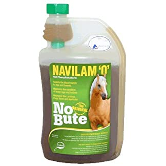 ANIMAL HEALTH COMPANY NAVILAM 'O' EQUINE HORSE HOOVES & SKIN ANIMAL HEALTH COMPANY NAVILAM 'O' EQUINE HORSE HOOVES & SKIN 41RX9J1cSFL