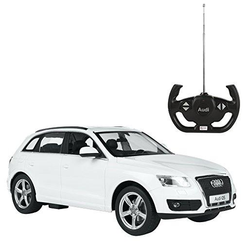 Rastar - Audi Q5 Coche radio control 1:14 (ColorBaby 41108)