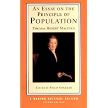 An Essay on the Principle of Population 2e NCE