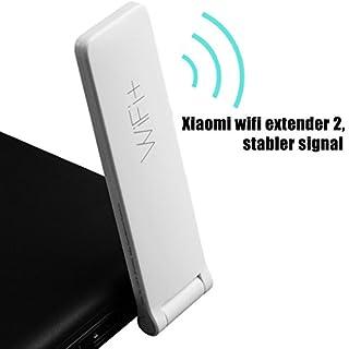 Rantow Tello Portable WiFi Signal Booster Amplifier - 300Mbps 802.11n Xiaomi Wireless WIFI Signal Range Extender Universal WIFI Repeater for Tello/Tello EDU Drone and Devices