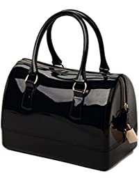 sac vernis noir chaussures et sacs. Black Bedroom Furniture Sets. Home Design Ideas